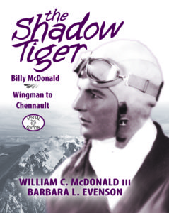 Cover image of book The Shadow Tiger: Billy McDonald, Wingman to Chennault